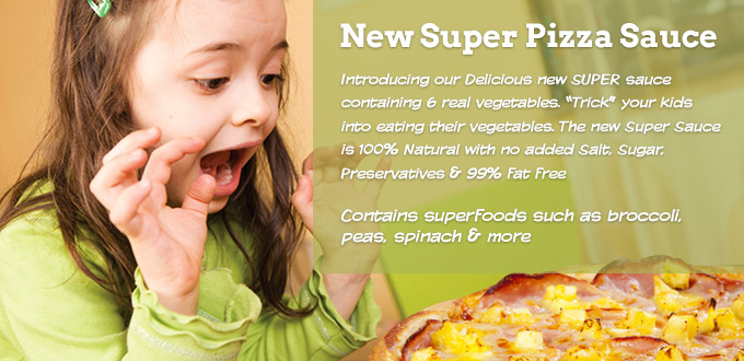 New Super Pizza Sauce
