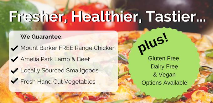 Fresher, Healthier, Tastier