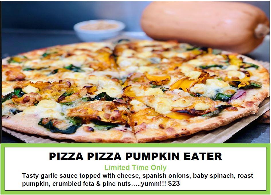 Pizza Pizza Pumpkin Eater
